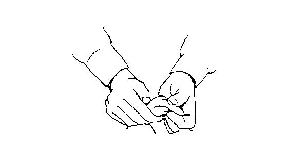 Finger abduction and adduction exercises