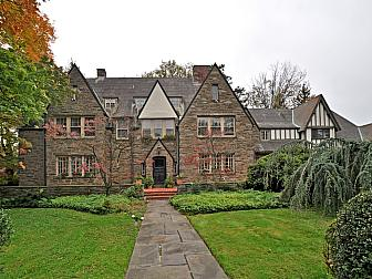 jenkintown pa historic tudor mansion real estate for sale 19046 jenkintown township montgomery