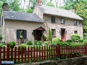 Historic Farmhouses For Sale Lower Providence Township