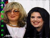 Monica Lewinsky and 