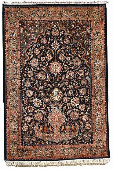 Judaic Designs Jewish Persian rugs fireplace screens