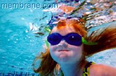 Wee Pea Underwater