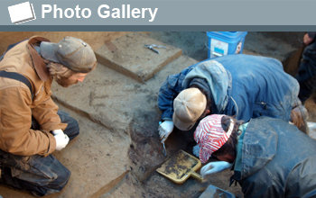 North American Archaeological Dig