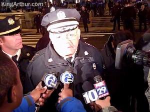 Philadelphia Police Commissioner Ramsey