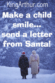 Send a letter from Santa